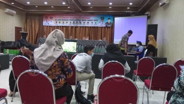 Monitoring MUSRENBANG TINGKAT KECAMATAN RKPD TAHUN 2022