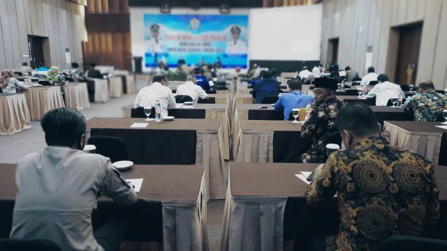 FORUM KONSULTASI PUBLIK RANCANGAN AWAL TAHUN 2022