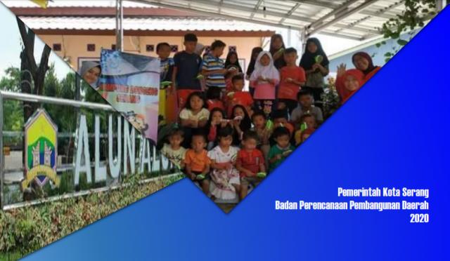 PROFIL GENDER DAN ANAK KOTA SERANG TAHUN 2020