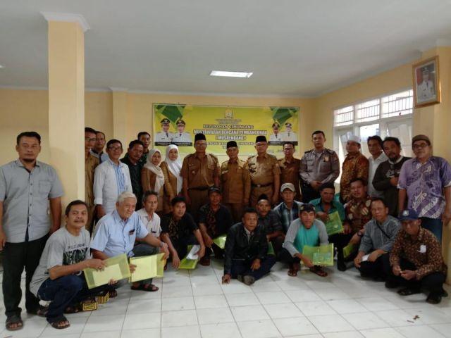 Senin 06/01/20. Musrenbang Kelurahan Cimuncang, Kecamatan Serang - Kota Serang
