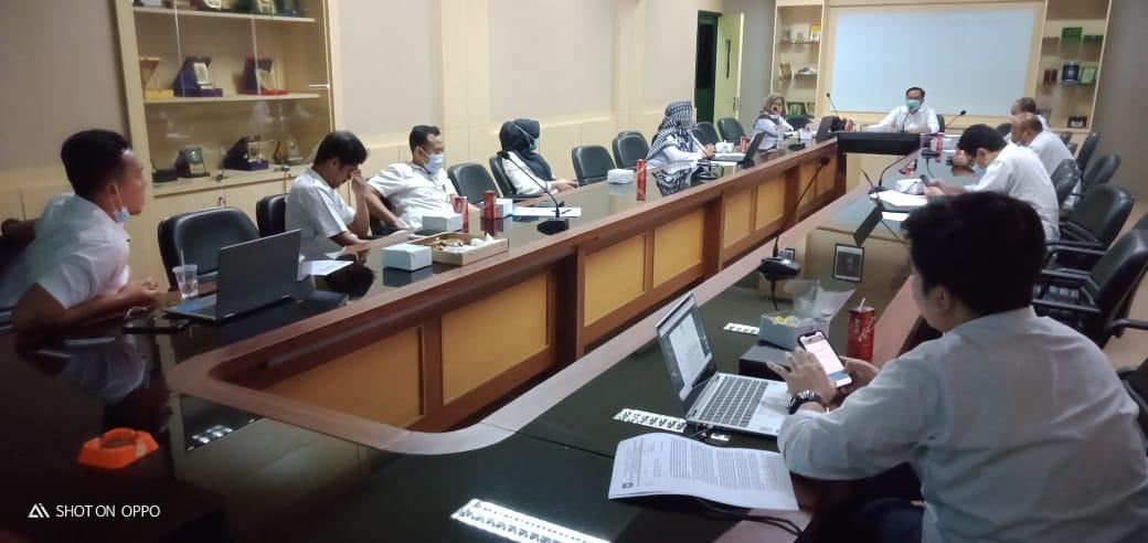 DUKUNGAN PENDANAAN PROGRAM VAKSINASI CORONO VIRUS DESEASE 2019-COVID 19 BAPPEDA KOTA SERANG